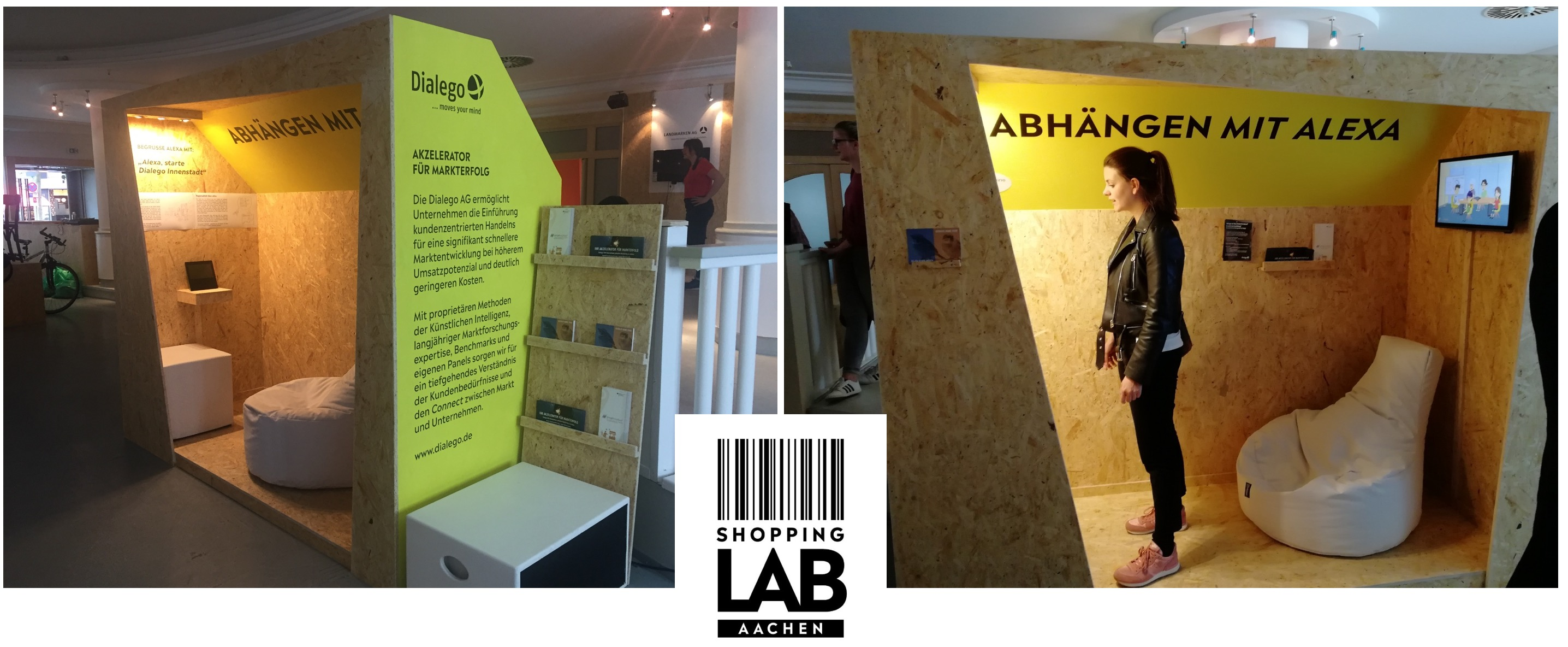 Shopping Lab Aachen